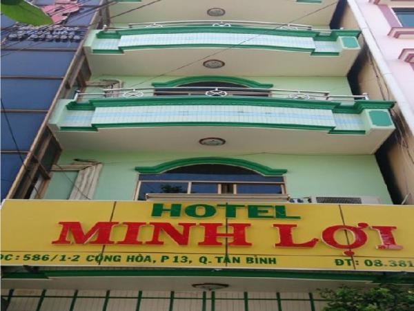 Minh Loi Hotel Ho Chi Minh City