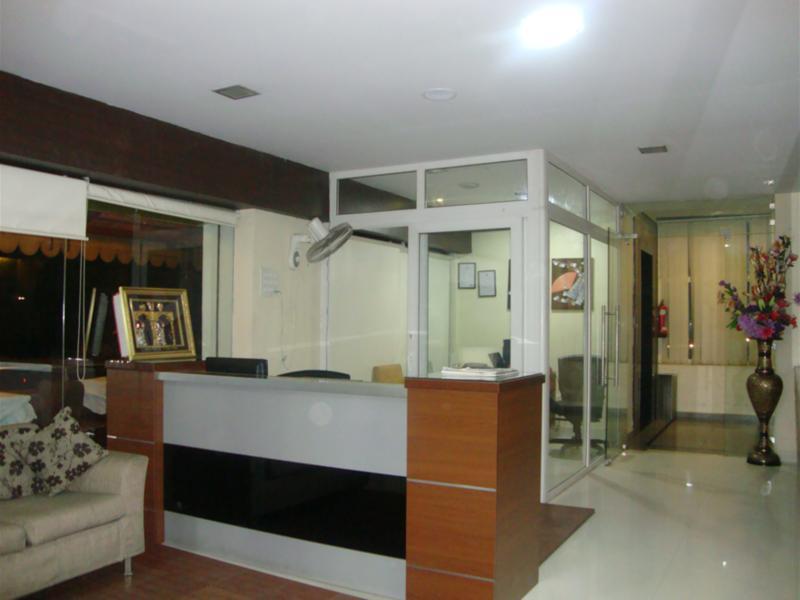 Fab Hotels KSR Park Hitec City