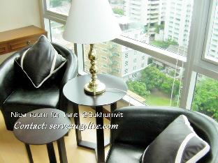 [スクンビット]スタジオ アパートメント(36 m2)/1バスルーム Private room plus garden view @Na Na Station