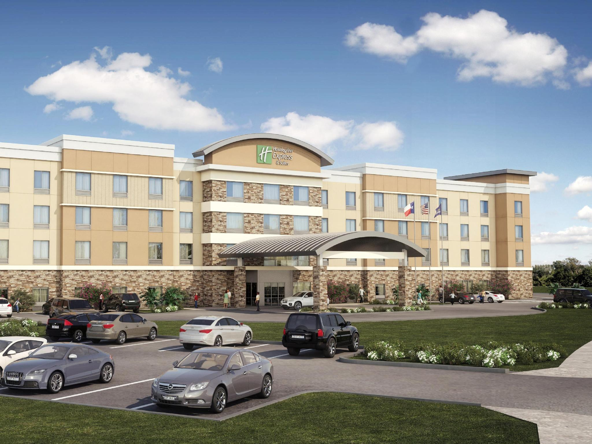 Holiday Inn Express Hotel And Suites Waco South