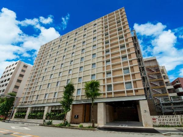 Hotel Torifito Naha Asahibashi Okinawa Main island