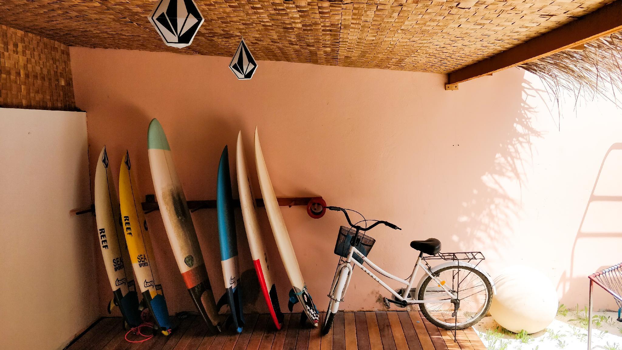 Akiri Surf Retreat
