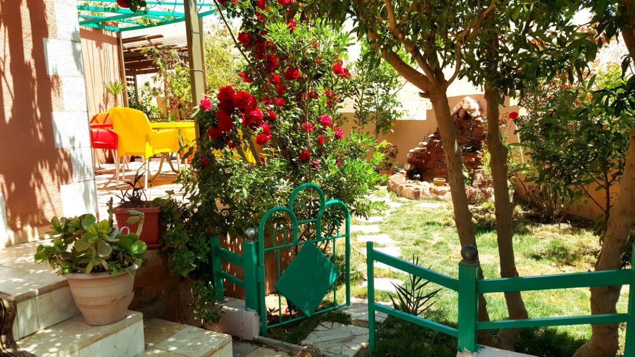 Bedouin Garden House