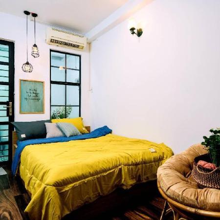 Piglet homestay No.1 - Double room Ho Chi Minh City