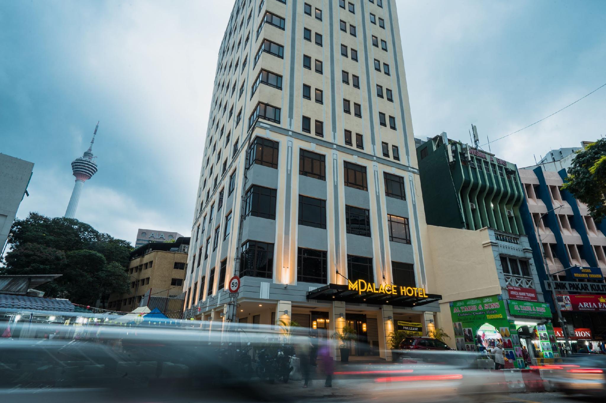 Mpalace Hotel