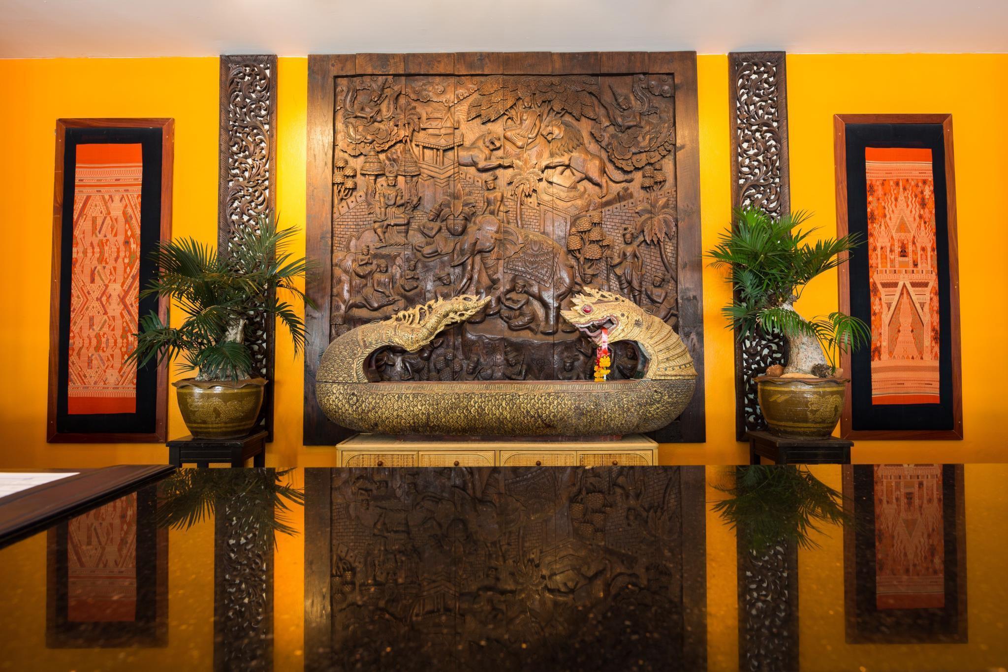 Pattawia Resort & Spa ปัตตาเวีย รีสอร์ท แอนด์ สปา