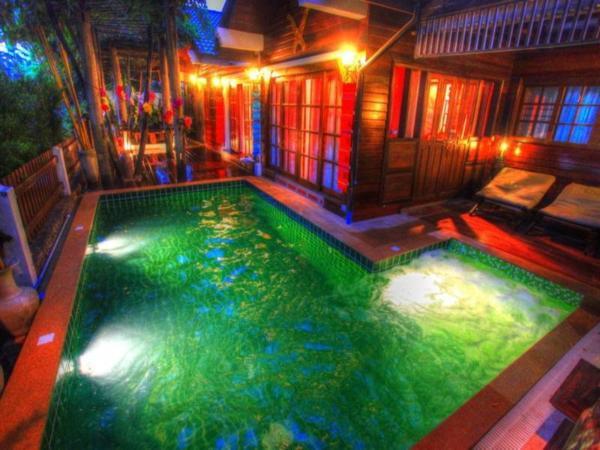 Lanna Pool Villa Pattaya