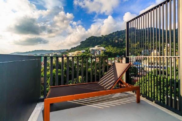 D252 - Patong sea-view apartment with 2 pools Phuket