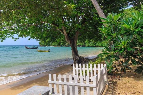 Beachfront villa perfect family holidays on Ao Yon Phuket