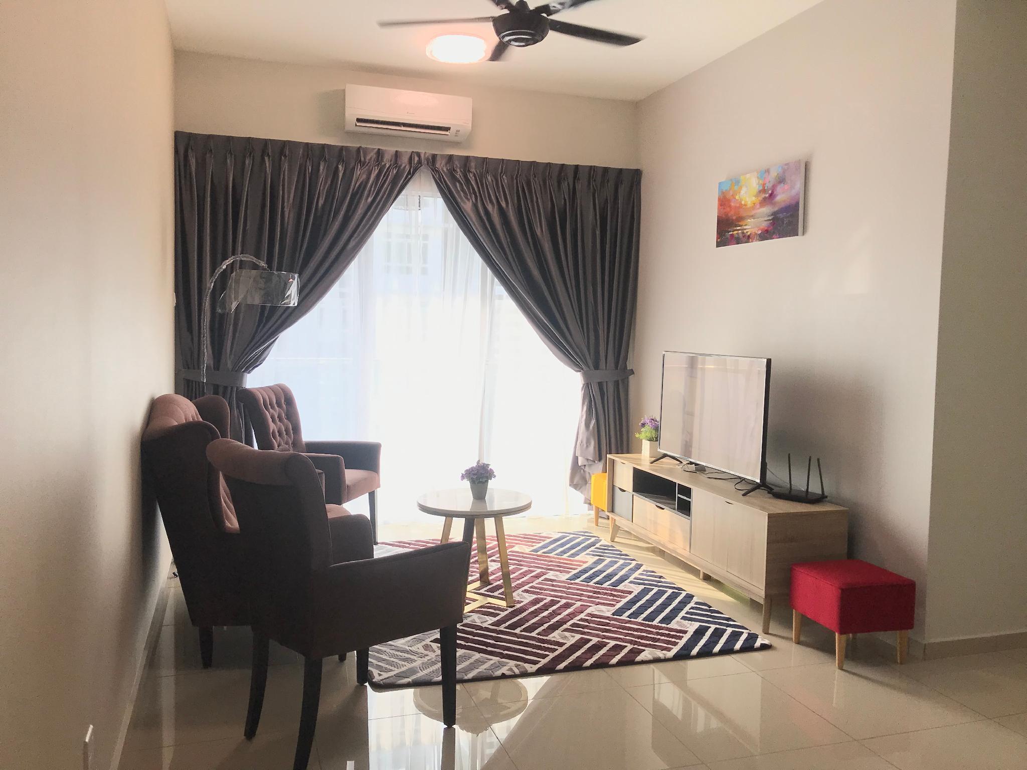 MEET Homestay Malacca  Parkland Residence