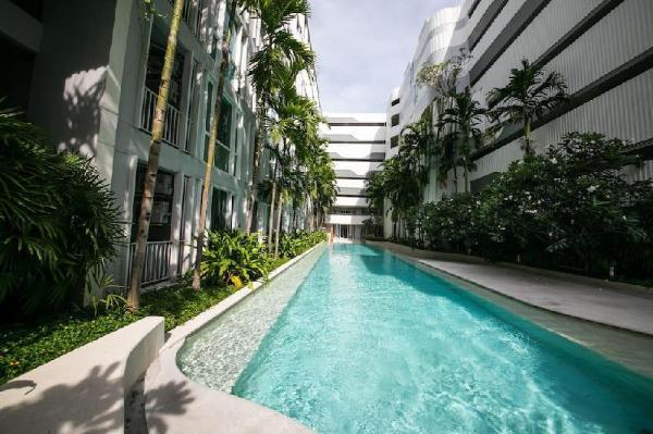 LuxuryRoomCenterPhuketEasyBeachFreeWifi&Elec&Water Phuket