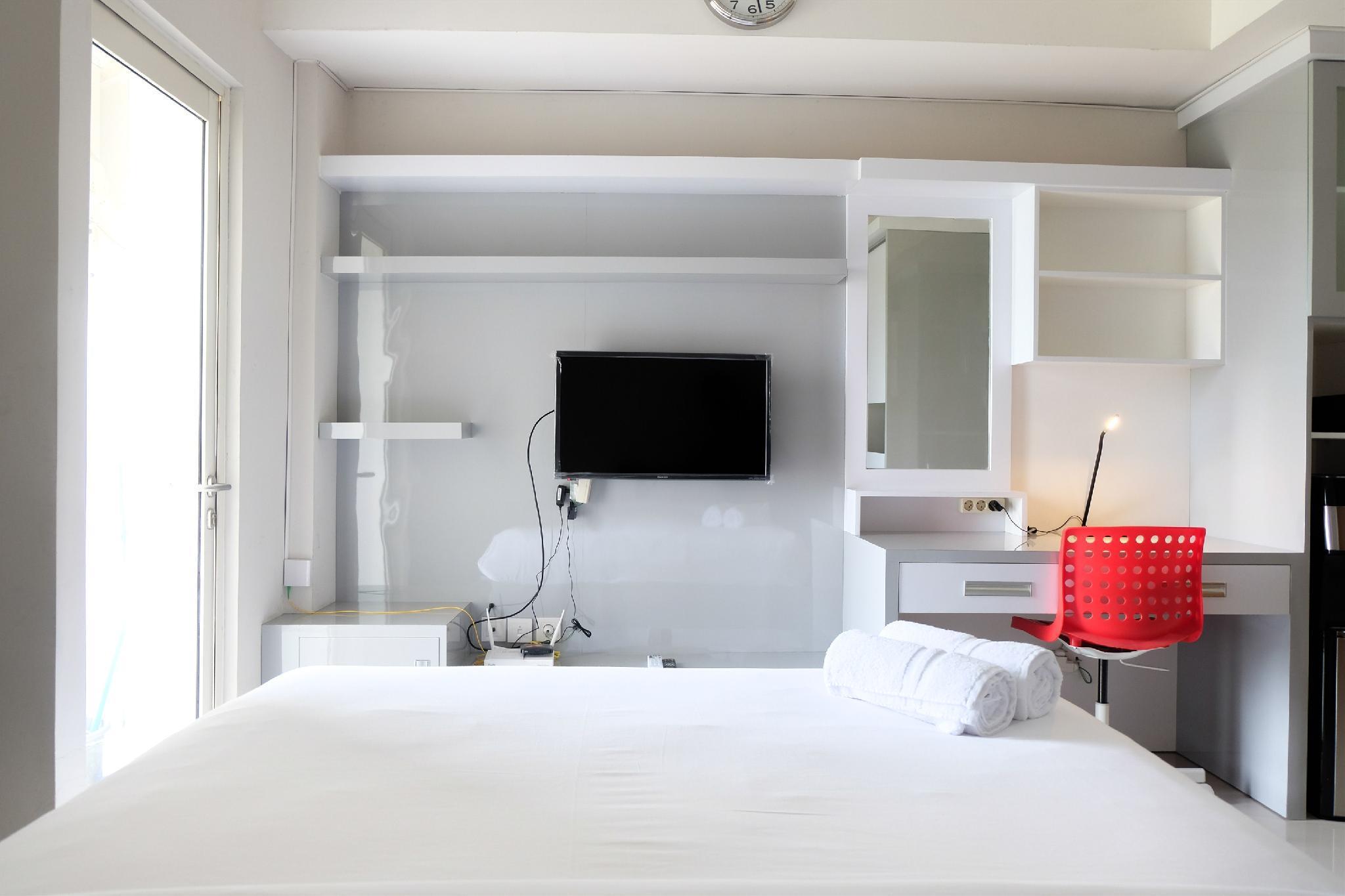 Comfy Studio Room The Oasis Apartment By Travelio