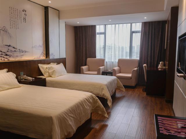 Jinjiang Inn Style Shangrao Poyang Government