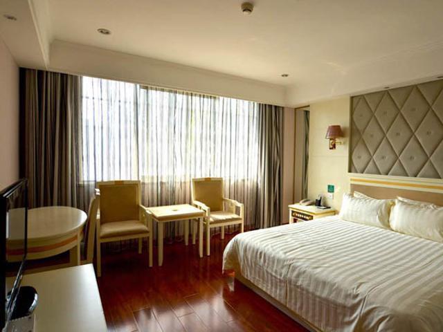 Jinjiang Inn Style Nanjing Huashen Avenue