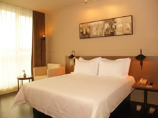 Jinjiang Inn Select Xixian New Distict Century Avenue