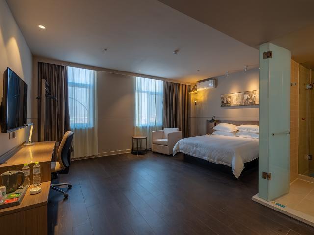 Jinjiang Select He Ze Juan Cheng Jian She Road Hotel