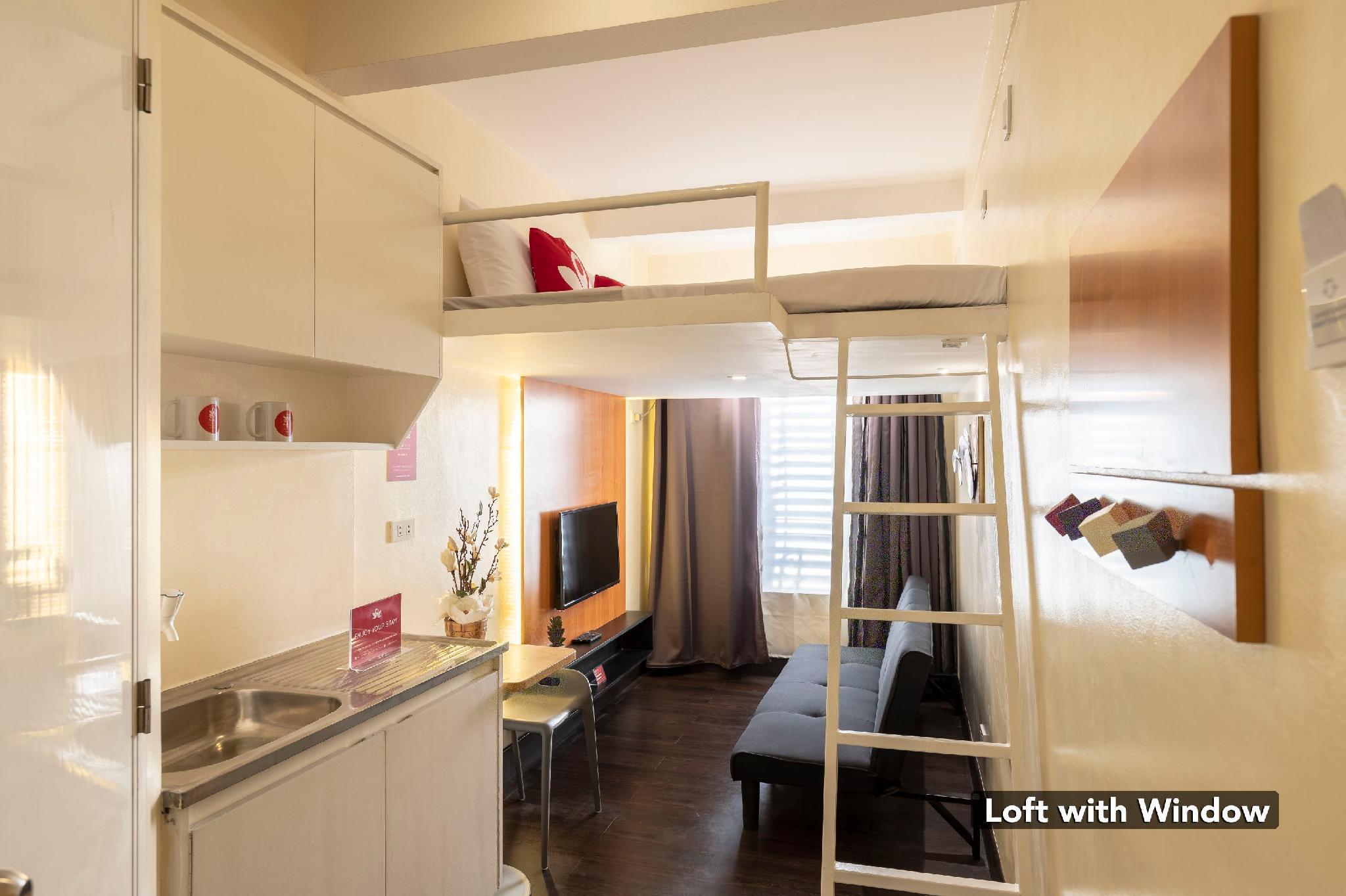 ZEN Rooms Selah Lofts Pasay