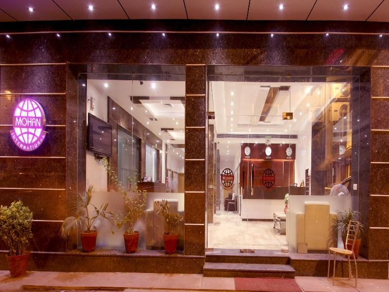 Hotel Mohan International Paharganj