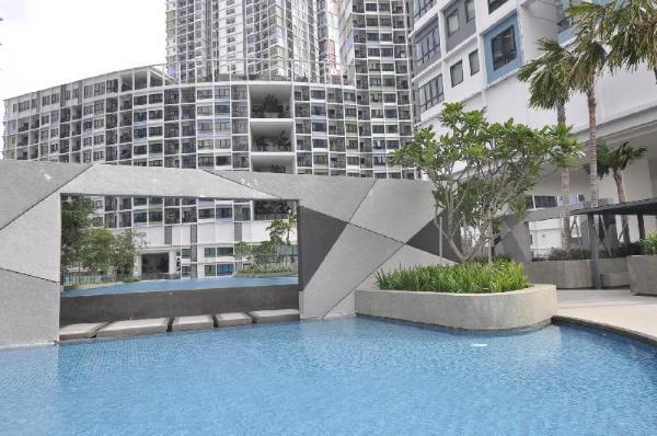 Cozy SeriHomes Suite@I-city with WiFi Netflix D Shah Alam