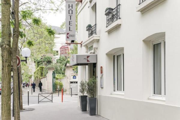 Korner Eiffel Hotel Paris