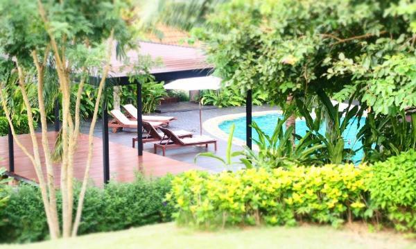Chaw-Ka-Cher Tropicana Lanta Resort Koh Lanta