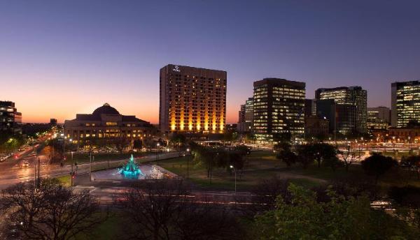 Hilton Adelaide Hotel Adelaide