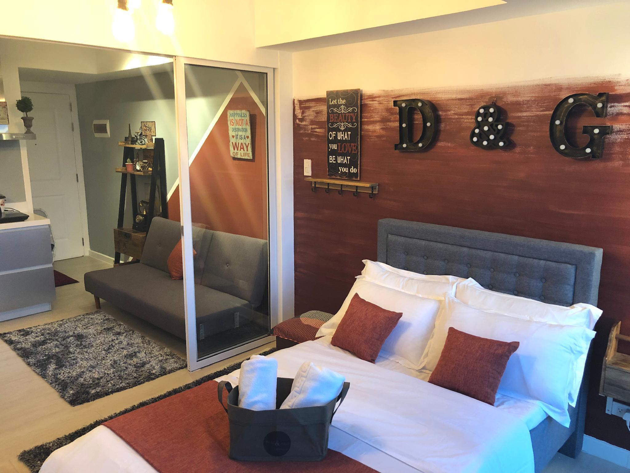 D&G Azure Urban Resort Residence Staycation 1Br