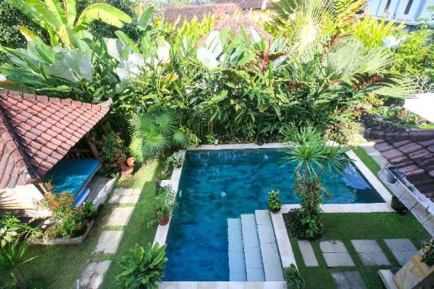 Hibiscus Upper Suite/ubud/best Breakfast In Bali!