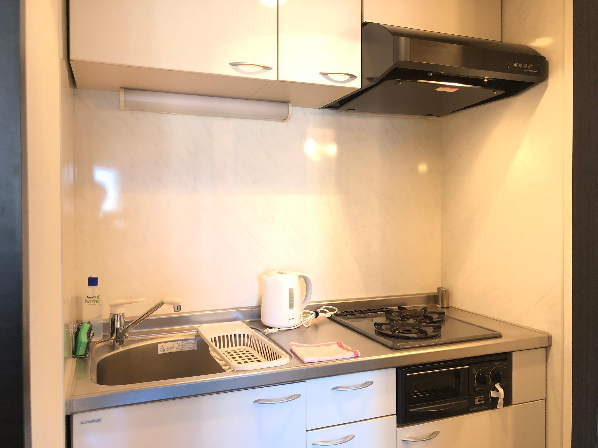 SO112 1 Bedroom Apartment In Sapporo