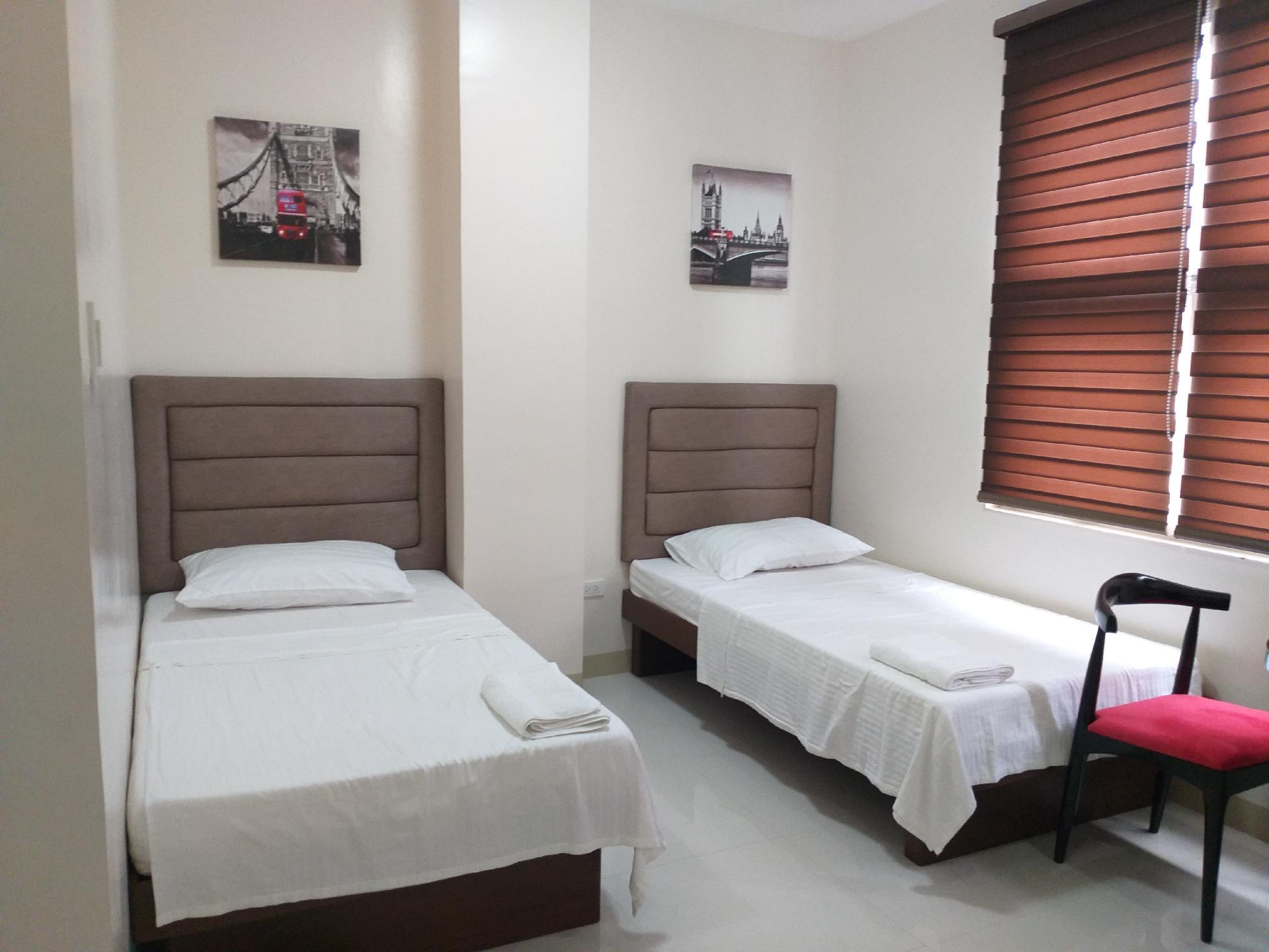 Red Corner Residences Deluxe Twin