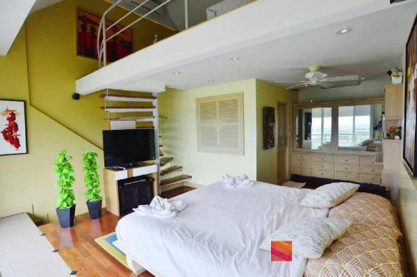 Penthouse 2bed on topfloor in city Chiang Mai