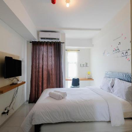 Cozy Studio Apt at Akasa Pure Living By Travelio Tangerang