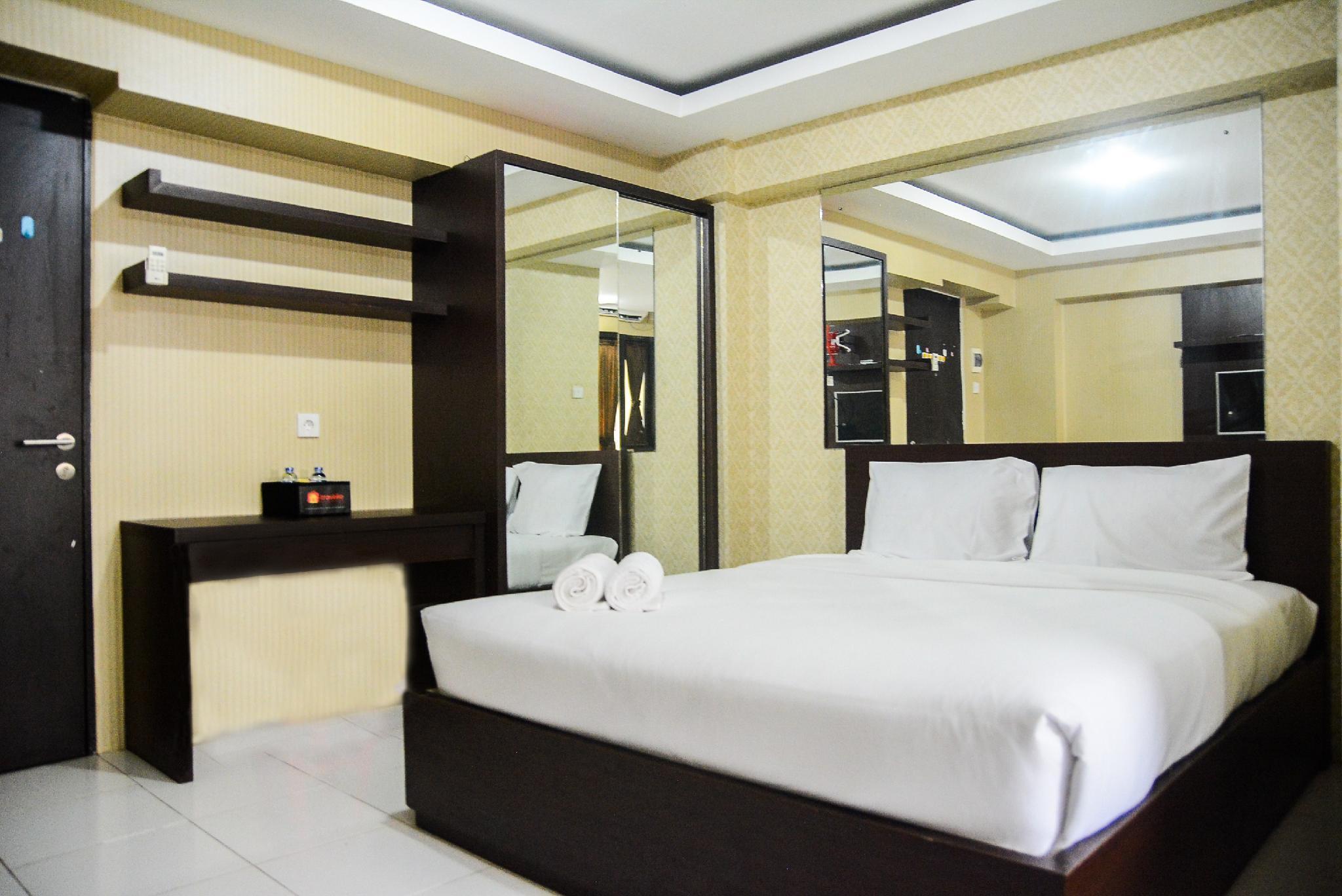 Homey Studio Kebagusan City Apt By Travelio