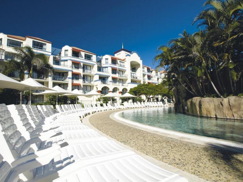 Review Oaks Calypso Plaza Hotel