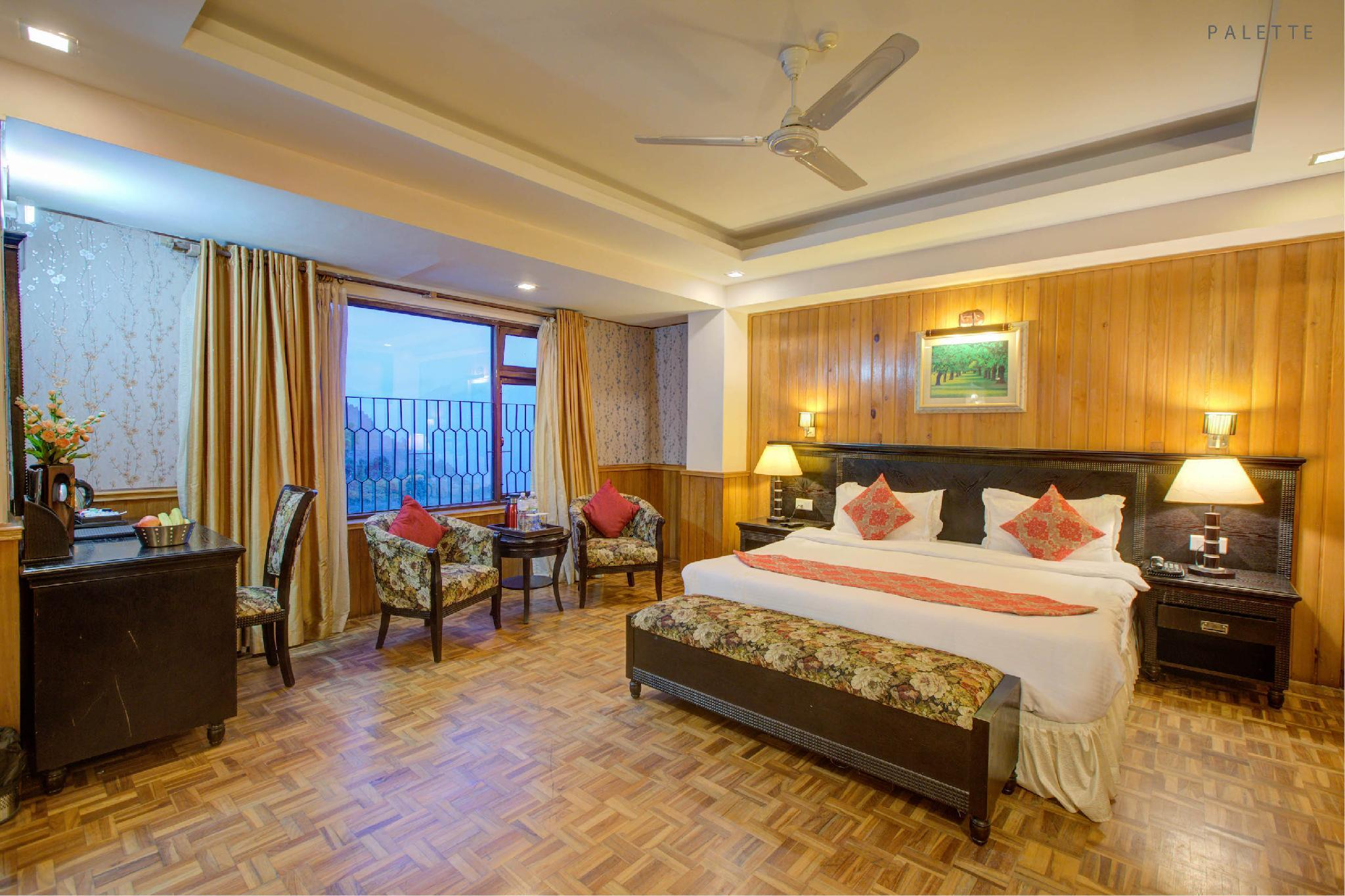 Palette   Tamarind Residency Resort