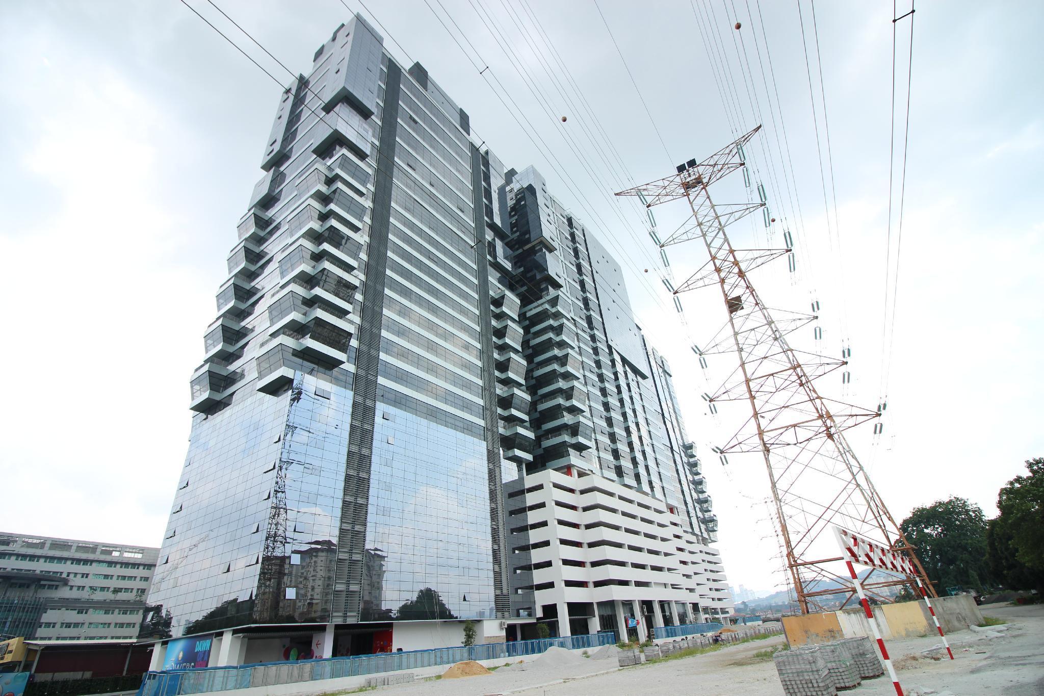 3 Towers @ KL Embassy Row By Sarang