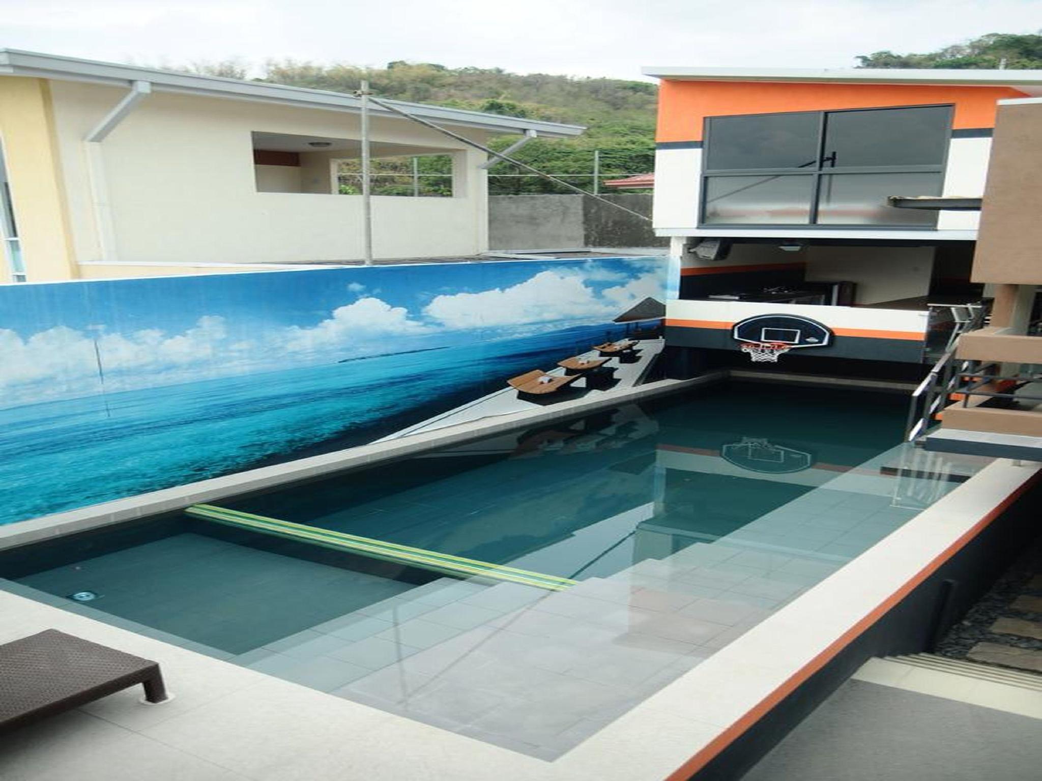 Los Baños Duplex Hotspring Resort Group Villa 1 in Philippines, Asia