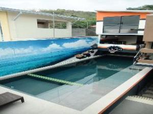 Duplex Hotspring Resort Group Villa 1