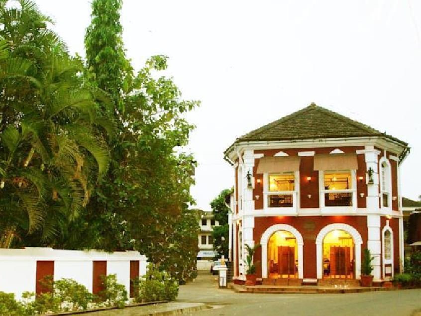 WelcomHeritage Panjim Peoples Hotel