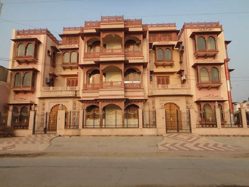 Hotel Pratapgarh Haveli BUNDI