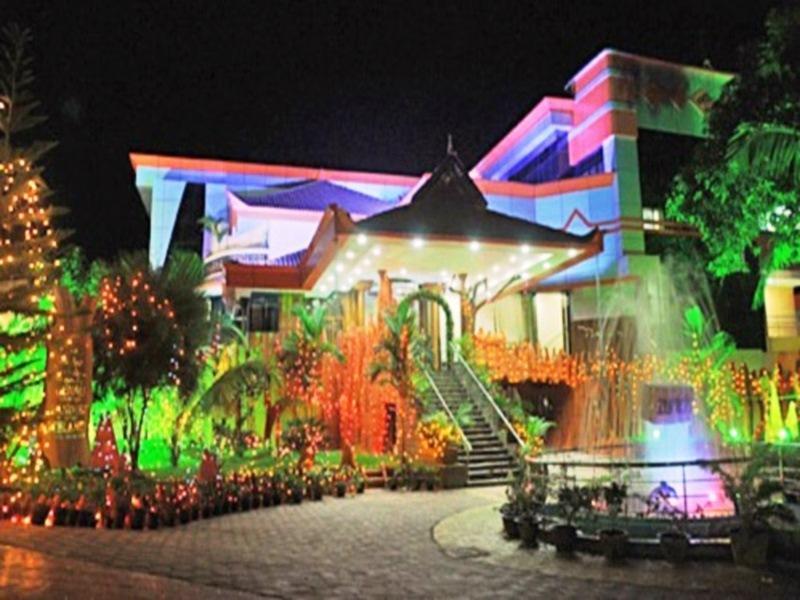 Hotel Varsha International Residency