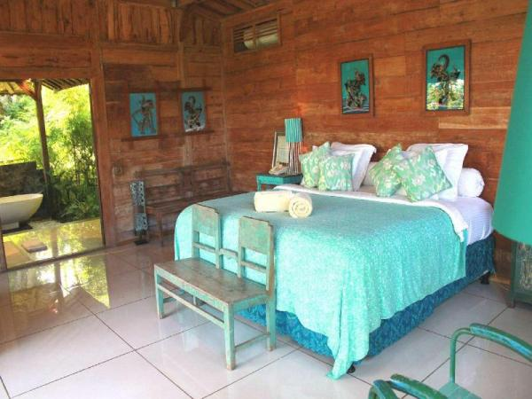 1 BR-SERENITY RICEFIELD PRIVATE VILLA NATURAL VIEW Bali