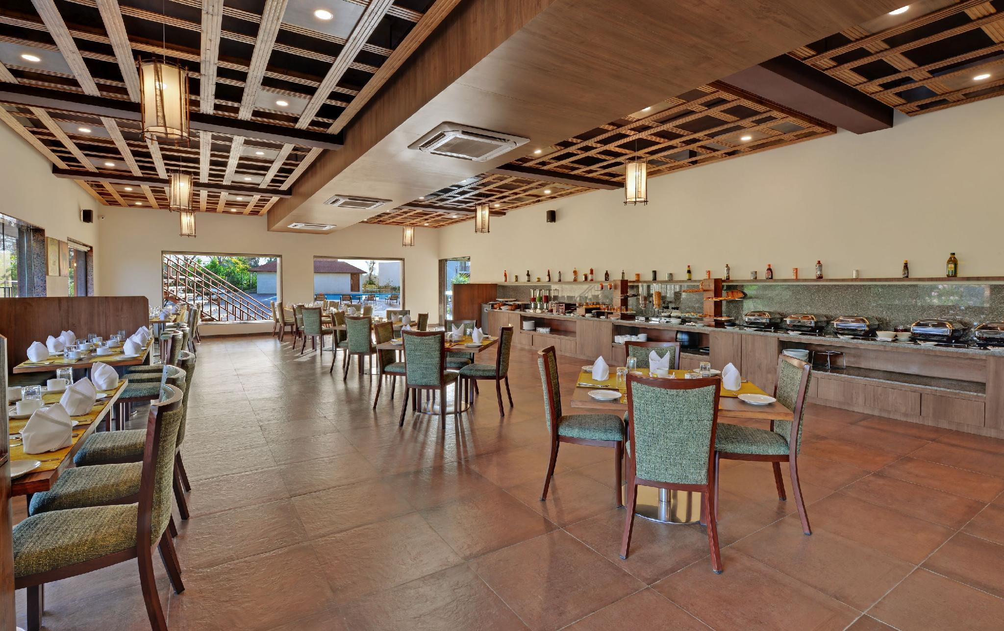 The Fern Sattva Resort Polo Forest