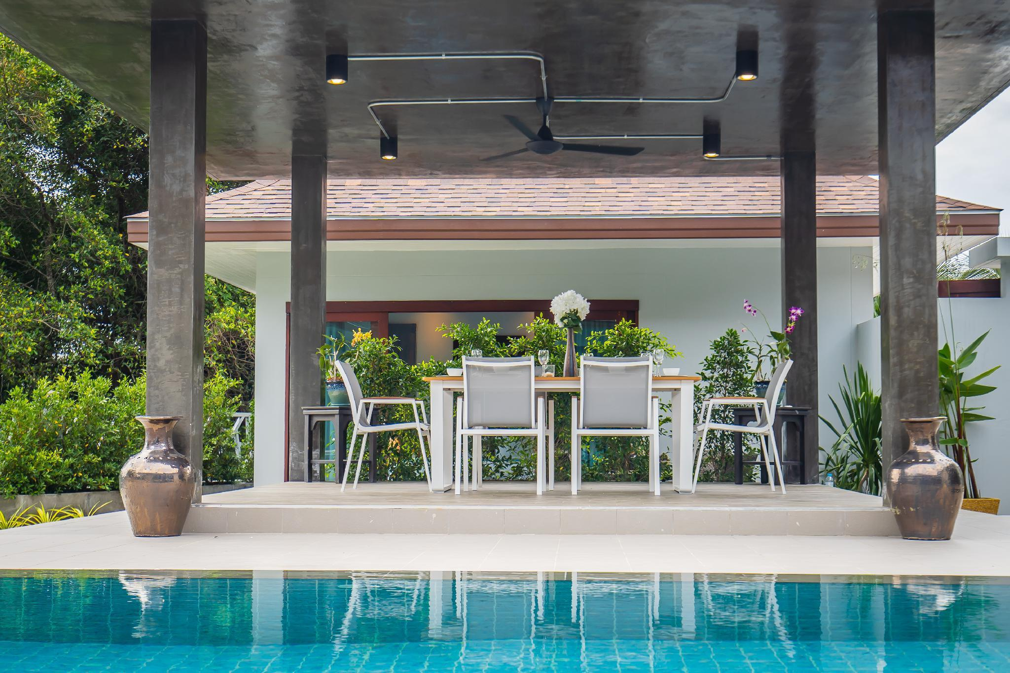 Bangtao Boutique Villa (Private Pool Villa) บางเทา บูทิค วิลล่า