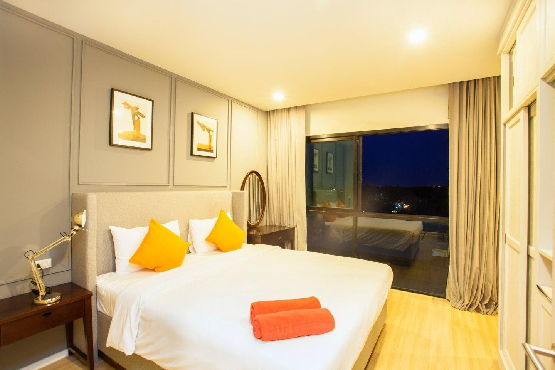 BEST DLUX Condo Studio Room 2 อพาร์ตเมนต์ 1 ห้องนอน 1 ห้องน้ำส่วนตัว ขนาด 30 ตร.ม. – ฉลอง
