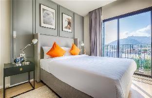 BEST DLUX Condo w/Kitchen Mountain View 3 อพาร์ตเมนต์ 1 ห้องนอน 1 ห้องน้ำส่วนตัว ขนาด 38 ตร.ม. – ฉลอง