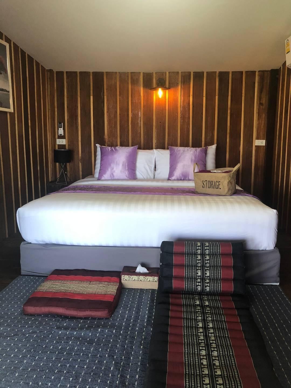 Khaothong Pool Villa No.2 (1 bedroom 2 persons) วิลลา 1 ห้องนอน 1 ห้องน้ำส่วนตัว ขนาด 100 ตร.ม. – บ้านท่าเลน