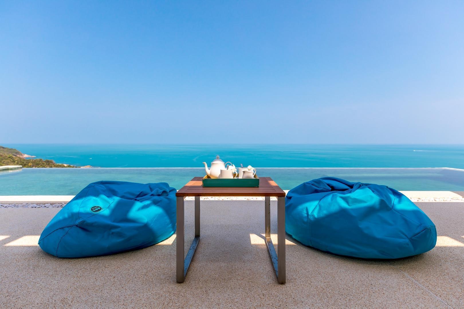 Turquoise Villa 2绿松石别墅2号 วิลลา 3 ห้องนอน 4 ห้องน้ำส่วนตัว ขนาด 800 ตร.ม. – เชิงมน