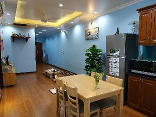 15th floor apartment in Ha Noi center for 6 people