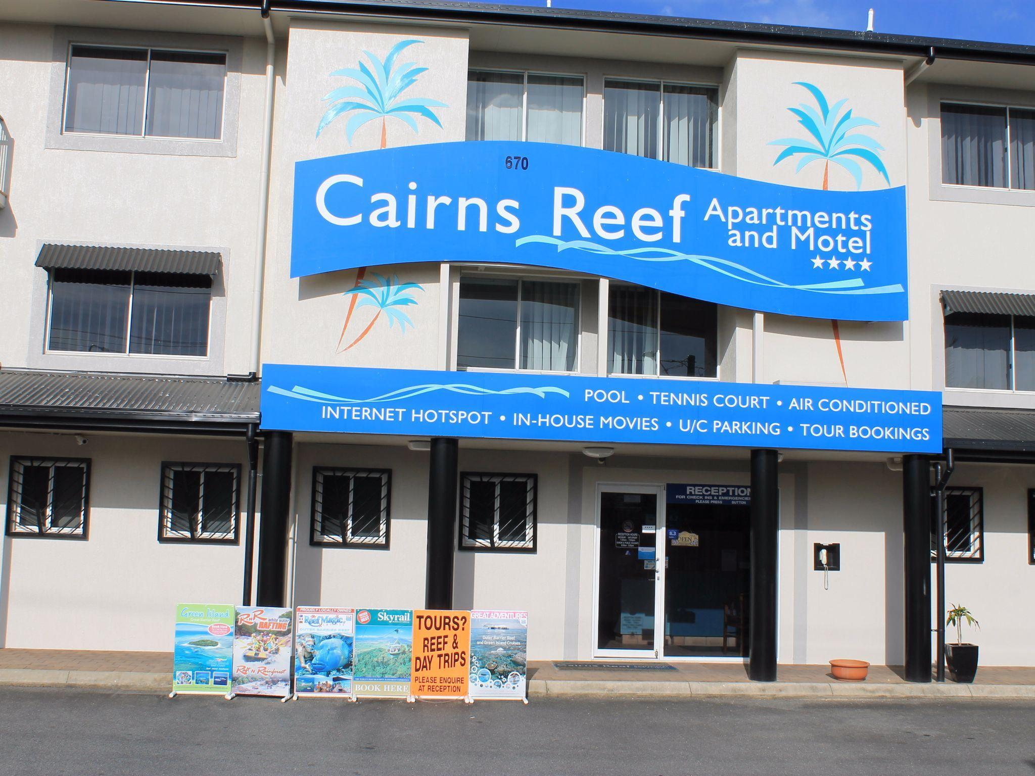 Cairns Reef Apartments & Motel Reviews